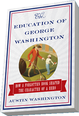 The Education of George Washington, book/biography
